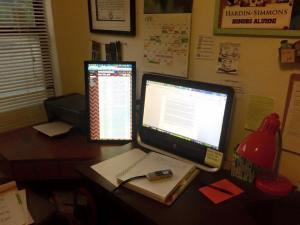 computer setup