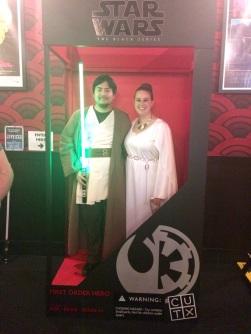 Star Wars Premiere!