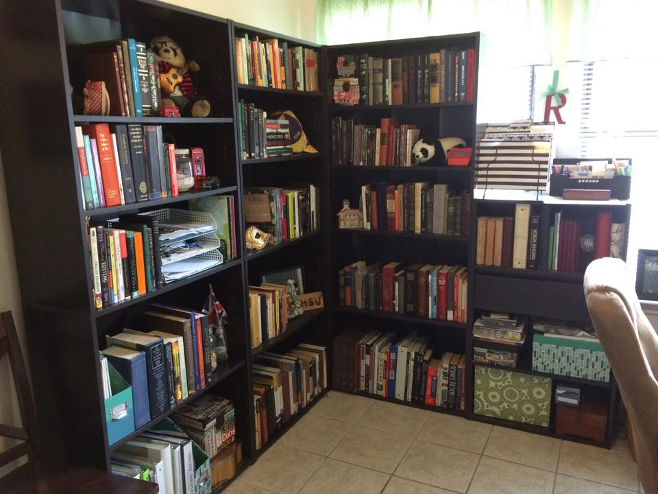 personal library
