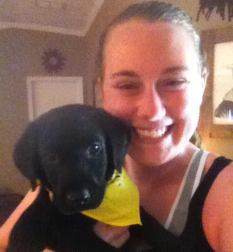 The first time I met Sadie